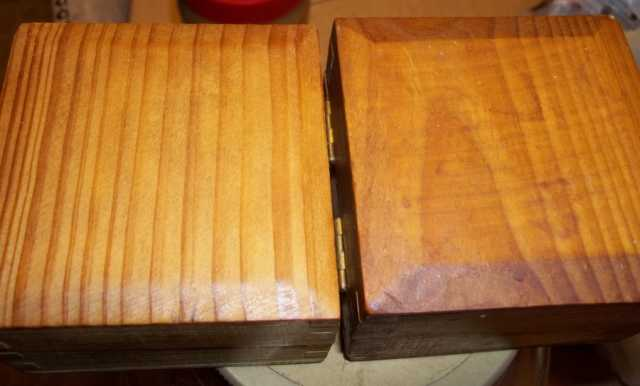 beeswax wood finish - wood boring insects