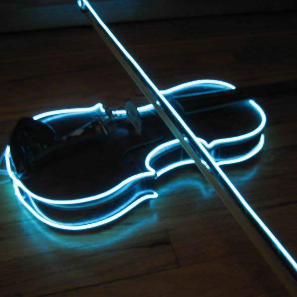 neon violin wallpaper - photo #25