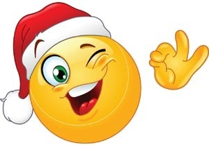 winking-emoticon-with-santa-hat-vector-638105.jpg