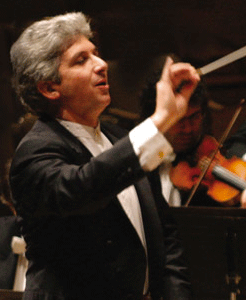 Music director of the Toronto Symphony Orchestra