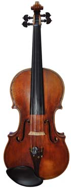Jan Larsson violin