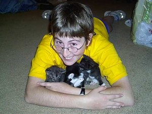 """Fiddle4Fun"" with cute little kittens"