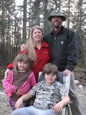 Georganne's family
